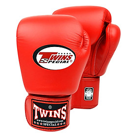 Găng Tay Boxing & Muay Thai Twins Special 12oz - Đỏ