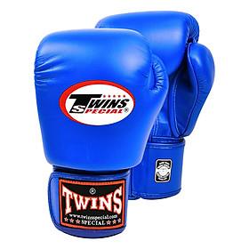 Găng Tay Boxing & Muay Thai Twins Special 14oz - Xanh