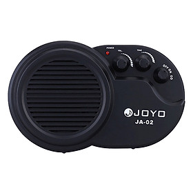 Ampli Đàn Guitar Mini Joyo JA-02 Amplifier Clean Distortion Effects Loa 3W - Tặng Kèm Nguồn Joyo