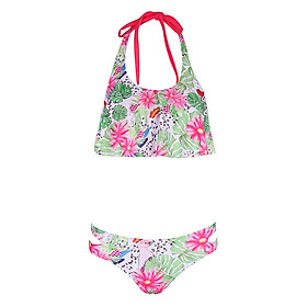 Bộ Áo Tắm Họa Tiết Hoa Pukalani Mamadelta