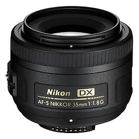 Lens Nikon 35mm f/1.8 G DX