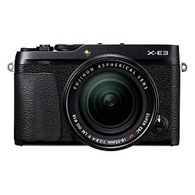 Máy Ảnh Fujifilm X-E3 Lens 18-55mm - Hàng Chính Hãng
