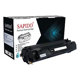 Hộp Mực In Sapido 15A (Q7115A) Cho Máy In HP 1000, HP 1200, HP 1220, HP 3300, HP 3310, HP 3320, HP 3330, HP 3380, HP 1000w, Canon 1210 - Hàng Chính Hãng
