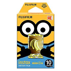 Hộp Phim Fujifilm Instax Mini 8 Minion