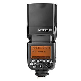 Đèn Flash Godox Li-ion VING V860C II E-TTL Dùng Cho Máy Ảnh Canon