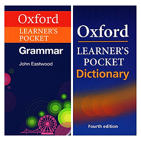 Oxford Learner's Pocket - Better Together Set 3: Dictionary, Grammar