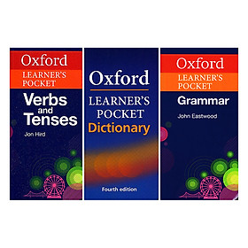 Oxford Learner's Pocket - Better Together Set 4: Dictionary, Grammar, Verbs And Tenses