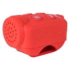 Còi Xe Đạp Trẻ Em Jett Cycles Beatbox 61-003 (Đỏ)