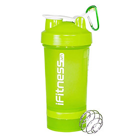 Bình Lắc Pro Shaker 4 Trong 1 iFitness PKIFBOT001