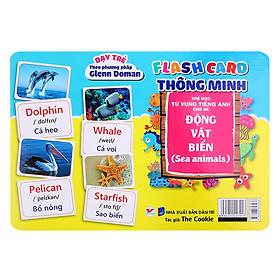 Flash Card Thông Minh - Động Vật Biển