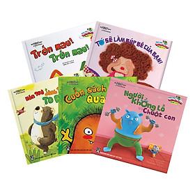 ComboPhát Triển Trí Thông Minh Toán Học Cho Trẻ 2 - 5 Tuổi (5 Cuốn)