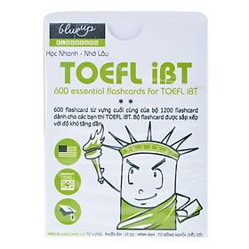 Hộp Blueup TOEFL iBT 600 Essential Flashcards For Toefl iBT - Phần 2