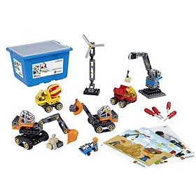 Hình đại diện sản phẩm Bộ Công Trường Xây Dựng LEGO EDUCATION Tech Machines V46 - 45002
