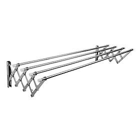 Giá Phơi Đồ Inox Co Giãn Thông Minh Prota - 120cm