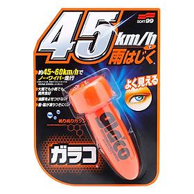 Chai Phủ Nano Kính Ô Tô Glaco Roll On Instant Dry G-97 Soft99