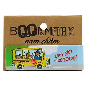Bookmark Nam Châm Kính Vạn Hoa - Let's Go