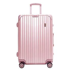 Vali Nhựa Cao Cấp DOMA DH815-ROSE GOLD