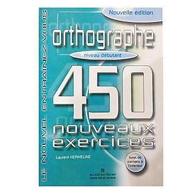 450 Orthographe Niveau Débutant
