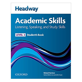 Listening, Speaking And Study Skills Student Book With Oxford Online Skills Level 3