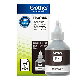Brother BT6000BK Ink Cho DCP-T300/T700W/MFC-T800W (Đen)