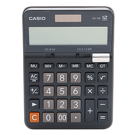 Máy Tính Để Bàn Casio DX-12B