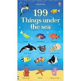 Usborne 199 Things under the sea