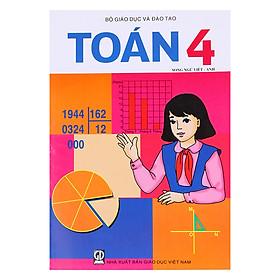 Sách Toán Lớp 4 (Song Ngữ Việt - Anh)