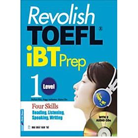 Revolish TOEFL iBT Prep 1- Kèm 2 CD