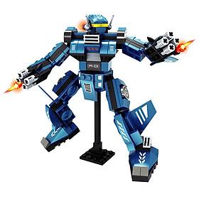 Đồ Chơi Lắp Ráp Ausini - Khám Phá Vũ Trụ - Robot Chiến Đấu 25665 (268 Mảnh Ghép)