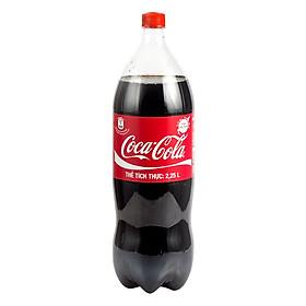 Nước Giải Khát Có Gas Coca-Cola (2.25L)