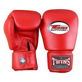 Găng Tay Boxing & Muay Thai Twins Special 10oz - Đỏ