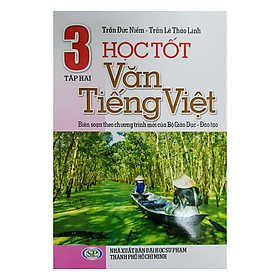 Học Tốt Văn Tiếng Việt Lớp 3 - Tập 2