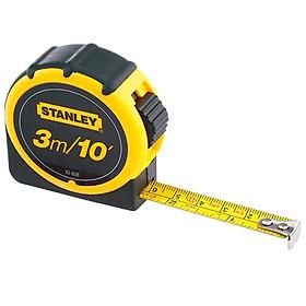 Thước Cuộn Thép Stanley 30-608L (3m)
