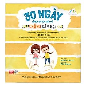 30 Ngày Cùng Con Học Hiểu Về Chống Xâm Hại