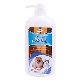 Sữa Tắm Chó Mèo Siêu Mượt Lông, Khử Mùi Bio (500ml)