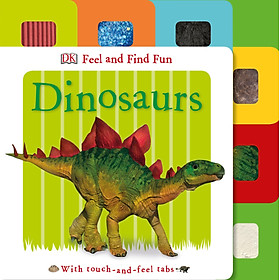 Feel And Find Fun Dinosaur