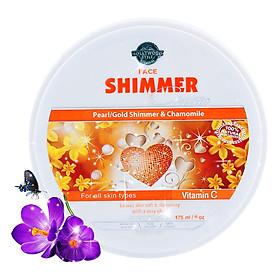 Kem Dưỡng Da Chiết Xuất Ngọc Trai Hollywood Style Face Shimmer Cream (150ml)