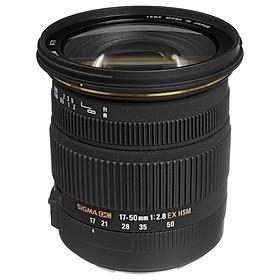 Lens Sigma AF 17-50 f/2.8 DC HSM OS for Nikon