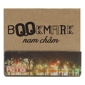 Bookmark Nam Châm Kính Vạn Hoa - Hà Nội