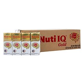 Thùng 48 Hộp Sữa Bột Pha Sẵn Nuti IQ Gold (48 x 180ml)