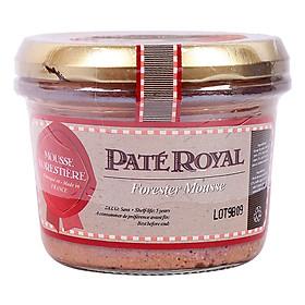 Pate Royal Thịt Hương Nấm Rừng Dạng Nhuyễn (180g)