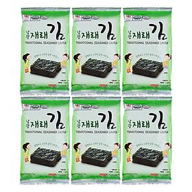Combo 2 Rong Biển Khô Vị Truyền Thống Namkwang Food (15g / Gói)