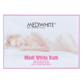 Kem Tắm Trắng 3 Trong 1 Medi White