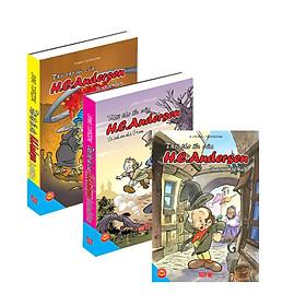 Hình ảnh Combo Sách Thời Thơ Ấu Của H.C. Andersen (Trọn Bộ 3 Cuốn)