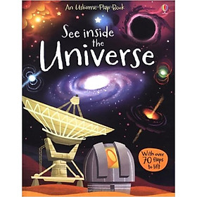 Usborne See Inside the Universe