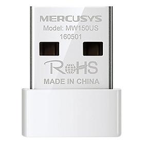 Bộ Chuyển Đổi Wifi Mercusys MW150US USB Wifi Nano N150 - Hàng Chính Hãng