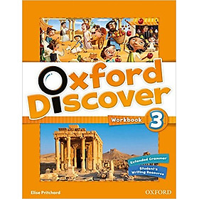 Oxford Discover 3: Workbook - Paperback