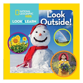 National Geographic Kids Look And Learn : Look Outside! (Look and Learn)