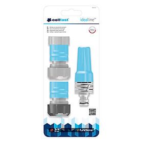 Bộ Vòi Tưới Xoay 2 Chế Độ Cellfast Ideal Line Plus 50-710 3/4