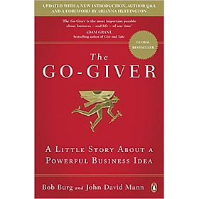 The Go-Giver: A Little Story About A Powerful Business Idea - Paperback